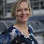 Kontorsekretær Eirin Eikås. Foto: Tomas Moss.