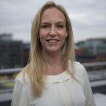 Daglig leder Nina Johansen. Foto: Tomas Moss.