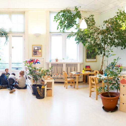 Barnehager og skoler