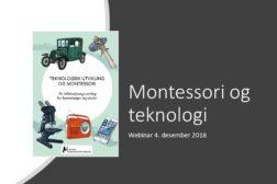 Webinar om Teknologiens historie