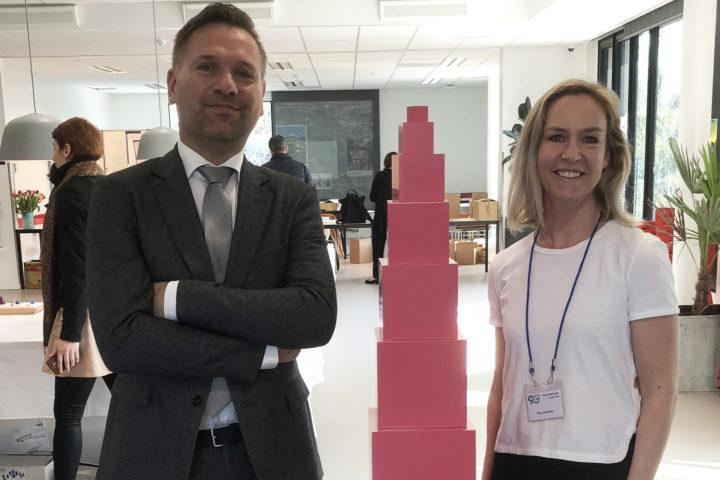 Montessori Norge inngår avtale med Heutink International