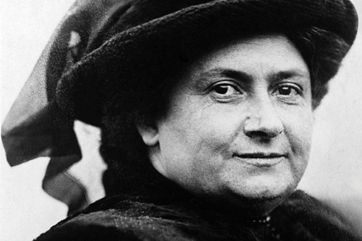 Maria Montessori 150 år